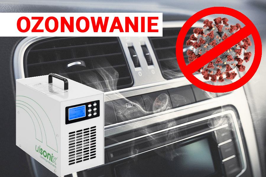 ozonowanie przeciw koronawirus