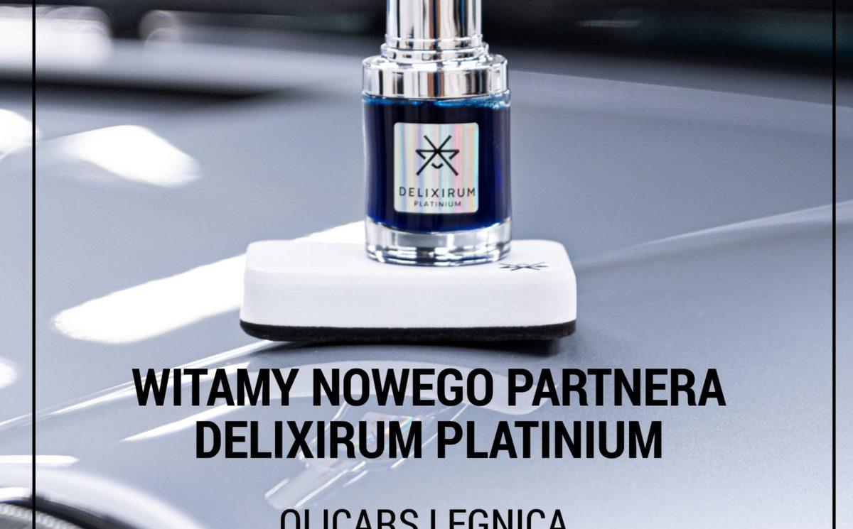OliCars otrzymuje akredytację Delixirum Platinium