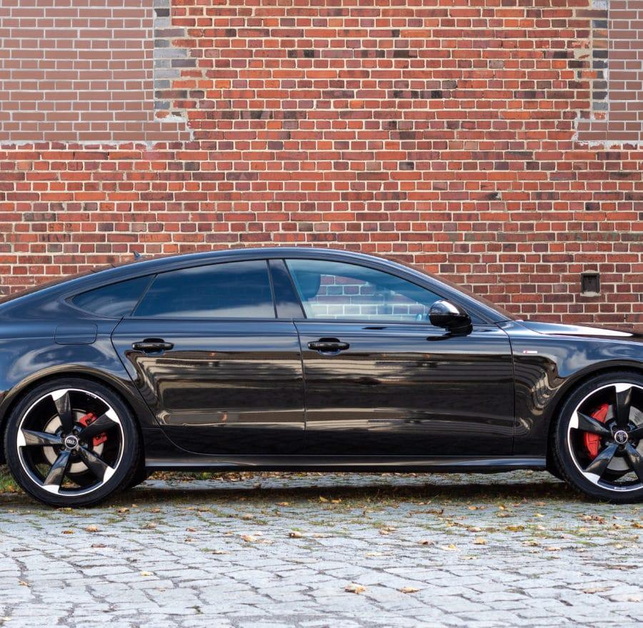 Audi A7 - przygotowanie auta do sprzedaży