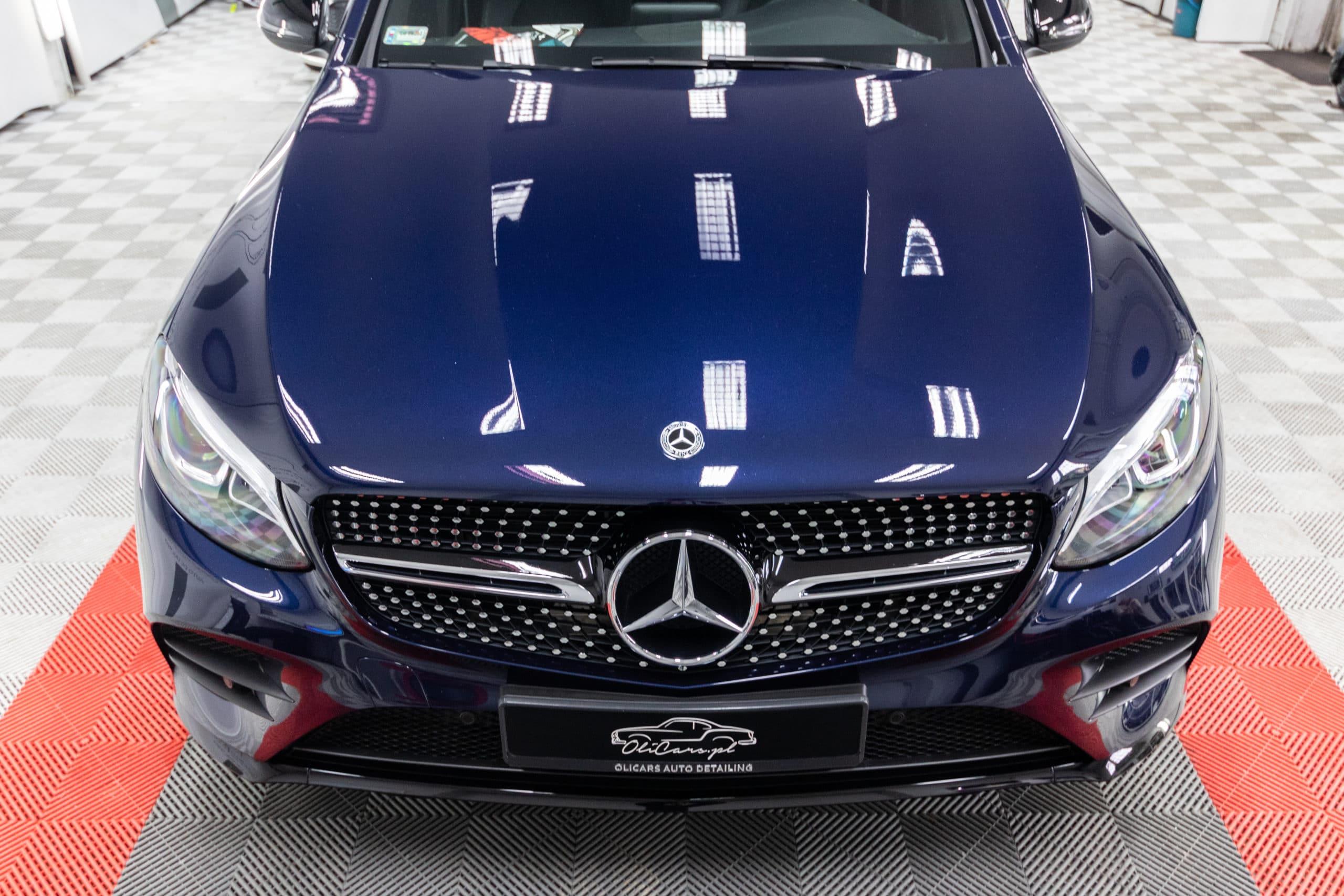 Powłoka ceramiczna Legnica - Mercedes GLC