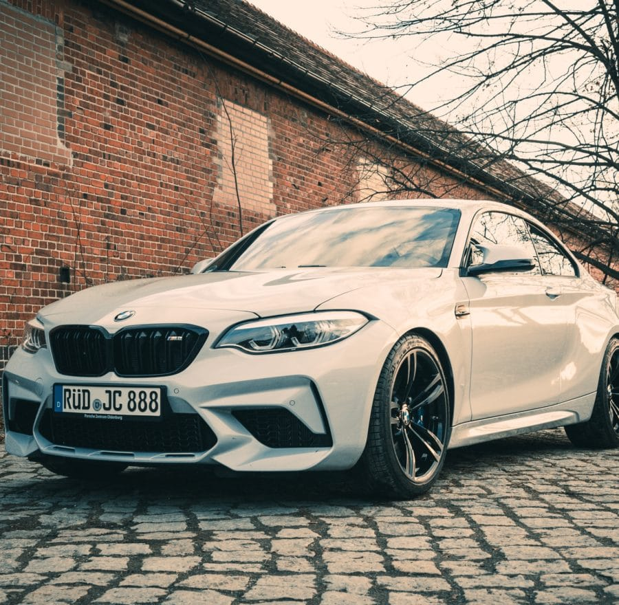 BMW M2 Competition - detailing w OliCars