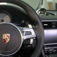 Porsche 991 carrera 2 polerowanie lakieru