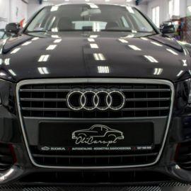 Detailing Audi A4
