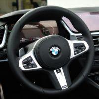 zabezpieczenie wnętrza w nowym BMW Z4 w salonie BMW DEX PREMIUM w Lubinie