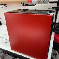 sprzęt AGD po oklejeniu folią kolorową w OliCars Detailing Legnica