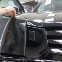 oklejanie elementów samochodów folią kolorową