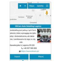 Potwierdzenie akredytacji do aplikacji powłok ceramicznych Delixirum dla OliCars Legnica